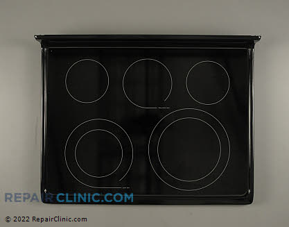 Glass Cooktop 316531953       Main Product View