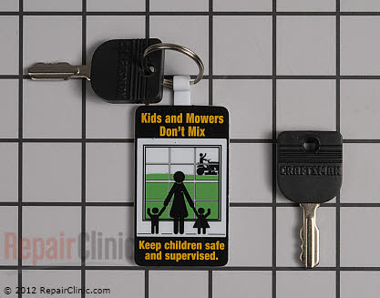 Mtd Ignition Key