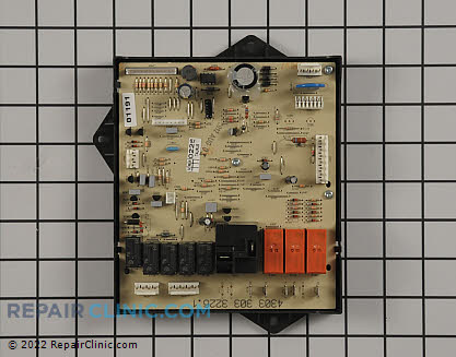 Relay Board 8300795         Main Product View
