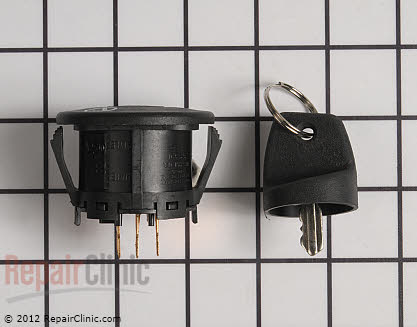 Ignition Switch, Ariens Genuine OEM  03290500