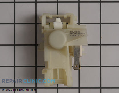 Bosch Door Latch and Switch Assembly