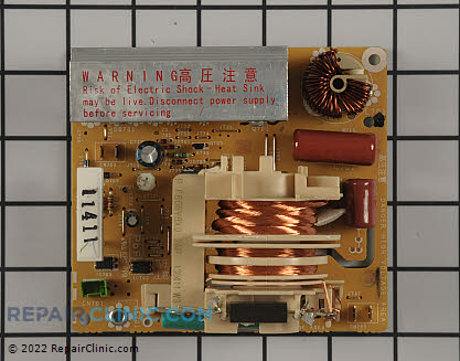 Panasonic Microwave Inverter Board