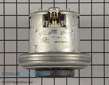 Bosch Vacuum Cleaner Fan Motor