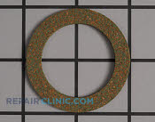 Gasket - Part # 1729121 Mfg Part # 33735