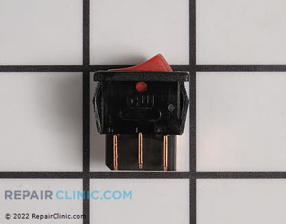 Rocker Switch, Briggs & Stratton Genuine OEM  790949