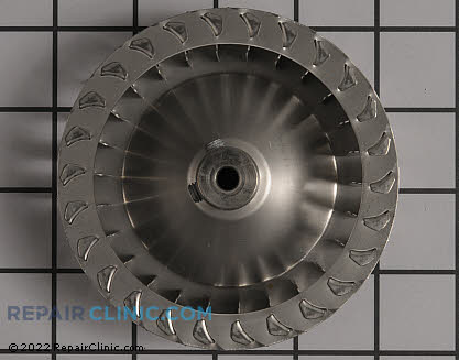 Blower Wheel 02632623700 Main Product View