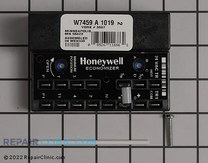 Control Module (OEM)  03100862700