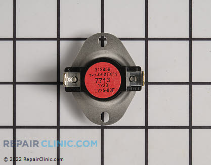 High Limit Thermostat (OEM)  02526392011