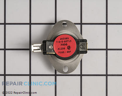 High Limit Thermostat (OEM)  02531830000