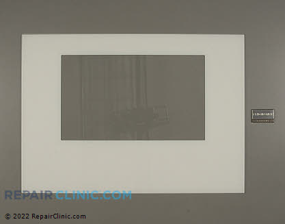Oven Door Glass (OEM)  316566406