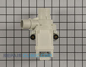 Drain Pump - Part # 2216538 Mfg Part # WH23X10040