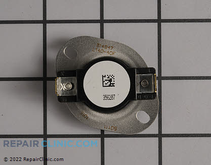 High Limit Thermostat (OEM)  02541320000