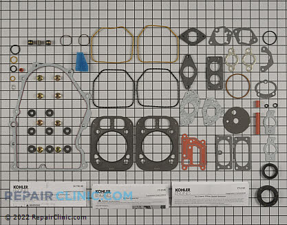Gasket Set, Kohler Engines Genuine OEM  24 755 208-S - $110.25