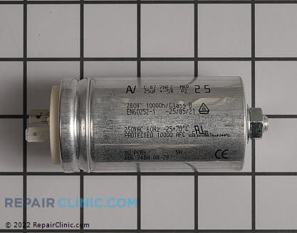 Thermador Capacitor