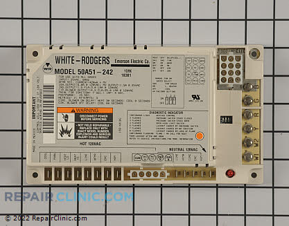Control Board (OEM)  03101290000