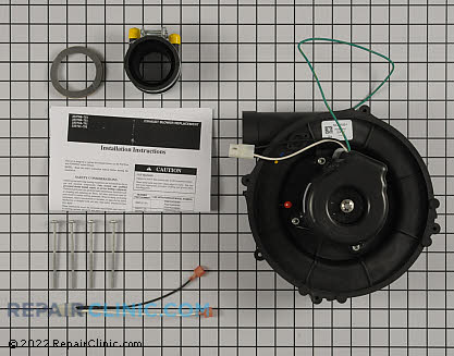 Draft Inducer Motor (OEM)  333710-751