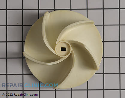 Fan Blade 50015243 Main Product View