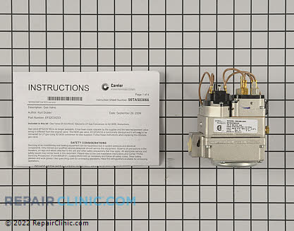 Gas Valve Assembly (OEM)  EF32CW233