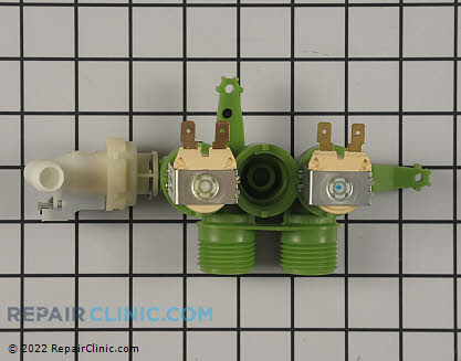 GE Triple Water Inlet Valve