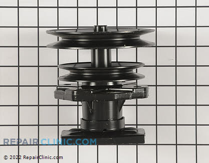 Spindle Assembly W/Pulley (Genuine OEM)  121657X - $84.95
