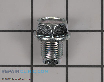 Drain Cap, Kawasaki Genuine OEM  92066-2099 - $3.75