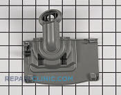 Upper Wash Arm Assembly - Part # 1263927 Mfg Part # WD12X10216