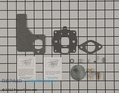 Rebuild Kit, Briggs & Stratton Genuine OEM  394989