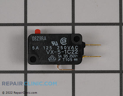 Micro Switch (OEM)  3W40025P