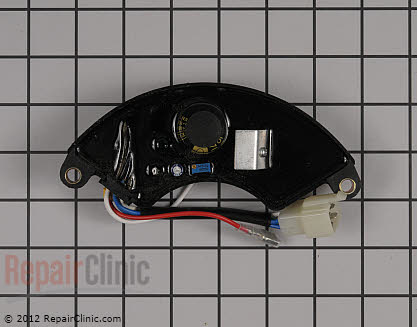 Voltage Regulator, Briggs & Stratton Genuine OEM  209420GS
