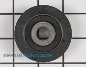 Flat Idler Pulley - Part # 1604319 Mfg Part # 166043