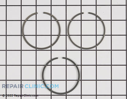 Piston Ring Set, Honda Power Equipment Genuine OEM  13010-ZE6-013