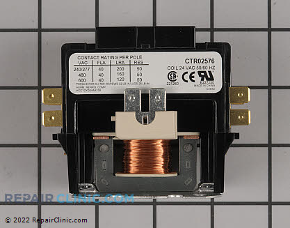 Contactor CTR02576 Main Product View