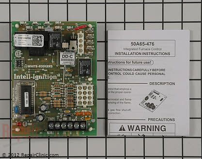 Control Board (OEM)  CNT05165