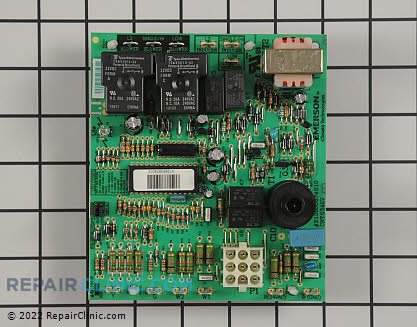 Control Board CNT03457 Main Product View