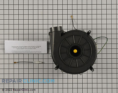 Trane Furnace Draft Inducer Motor
