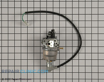 Carburetor Assembly, Honda Power Equipment Genuine OEM  16100-Z5R-V41