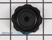 Knob fluted - Part # 2206258 Mfg Part # 7013901YP