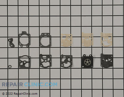 Carburetor Kit (Genuine OEM)  D20-WAT - $4.35