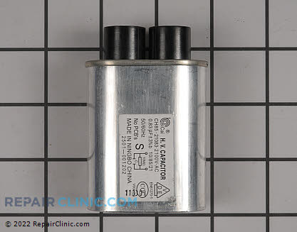 High Voltage Capacitor 2501-001202 Main Product View