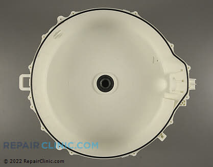 Rear Drum with Bearing DC97-12957A     Main Product View