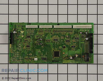 GE Main Logic Control Board