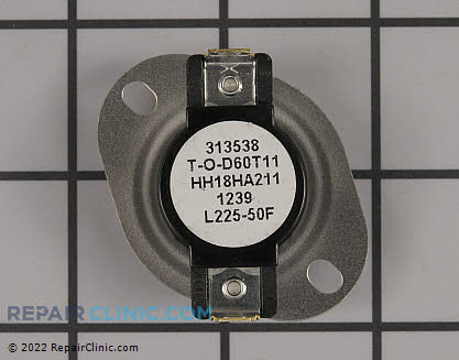 Carrier Temperature Switch