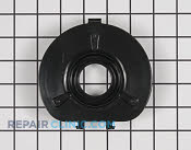 Dirt Cup Lid - Part # 2629319 Mfg Part # 2PY1112000