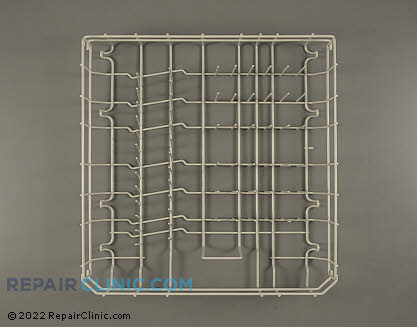 Lower Dishrack Assembly 4172117 Main Product View