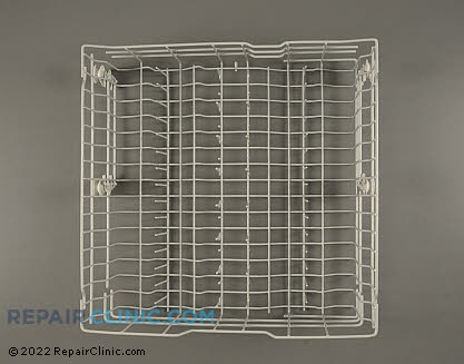Upper Dishrack Assembly (OEM)  WD28X10308 - $62.20