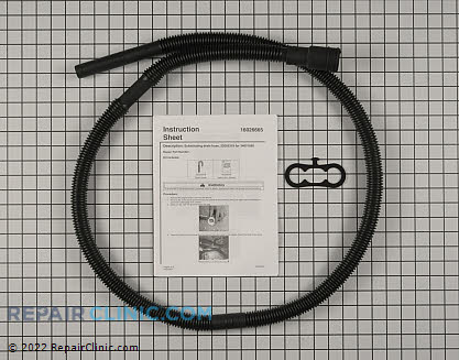Crosley Drain Hose Kit
