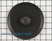 Pulley- w/hub- - Part # 1771718 Mfg Part # 00164600