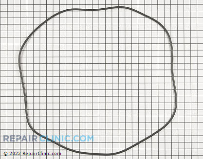 Gasket W10111158       Main Product View