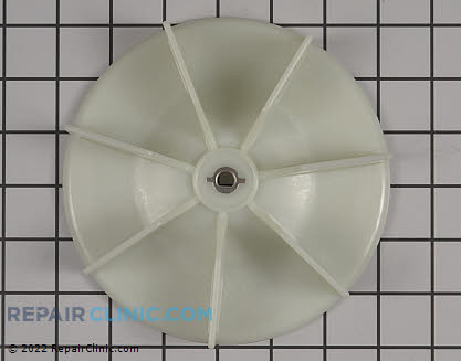 Weedeater Leaf Blower Assembly Impeller