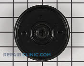 Flat Idler Pulley - Part # 1769270 Mfg Part # 07320700